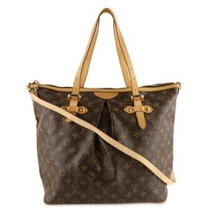 💯 Auth Louis Vuitton Palermo GM Large Tote